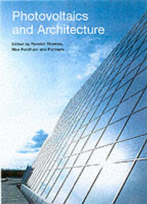 Photovoltaics and Architecture (Paperback)