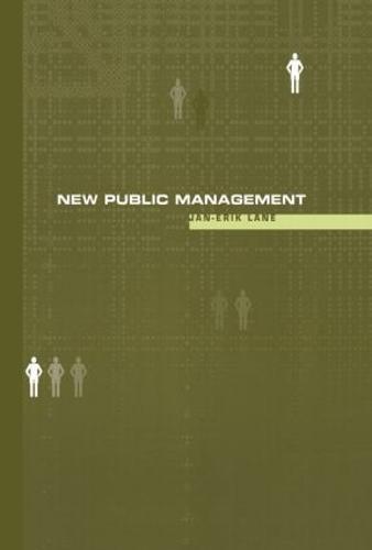 New Public Management: An Introduction (Hardback)