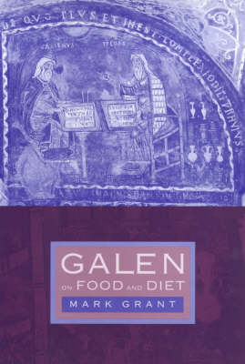 Galen on Food and Diet (Paperback)