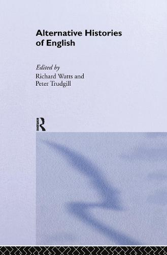 Alternative Histories of English (Hardback)