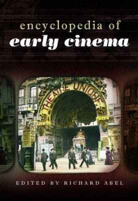 Cover Encyclopedia of Early Cinema