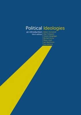 Political Ideologies: An Introduction (Hardback)