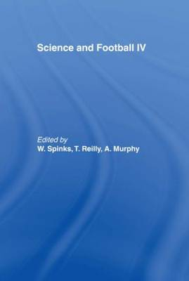 Science and Football IV (Hardback)