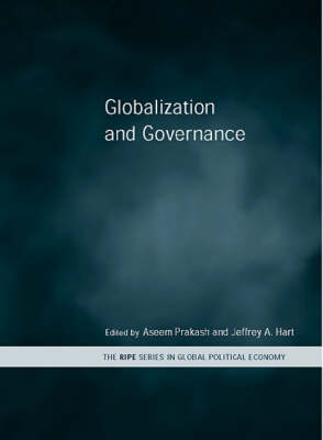 Globalization and Governance - RIPE Series in Global Political Economy (Paperback)