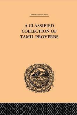 A Classical Collection of Tamil Proverbs (Hardback)