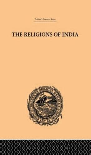 The Religions of India (Hardback)