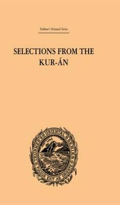 Selections from the Kuran (Hardback)