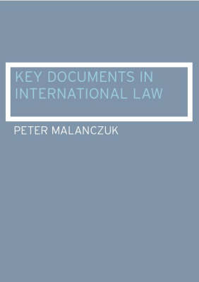 Key Documents in International Law (Paperback)