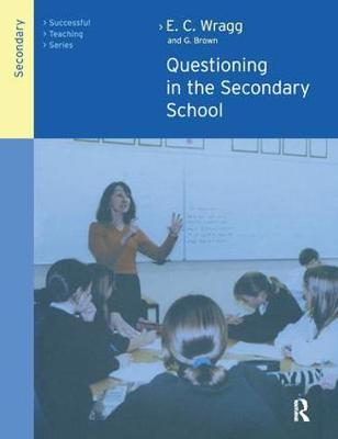 Questioning in the Secondary School (Paperback)