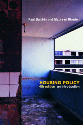 Housing Policy: An Introduction (Paperback)