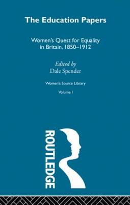 The Education Papers - Women's Source Library (Hardback)