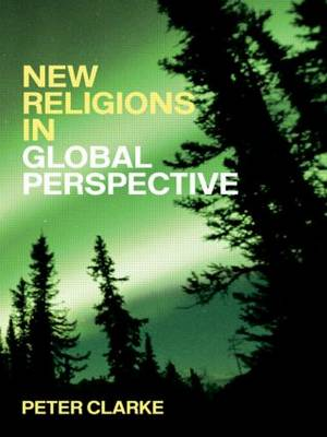 New Religions in Global Perspective: Religious Change in the Modern World (Paperback)