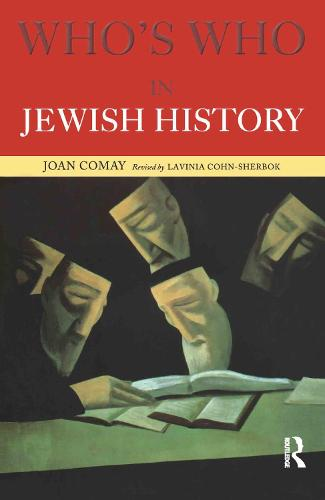 Who's Who in Jewish History - Who's Who (Paperback)