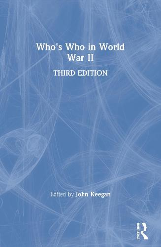 Who's Who in World War II (Paperback)