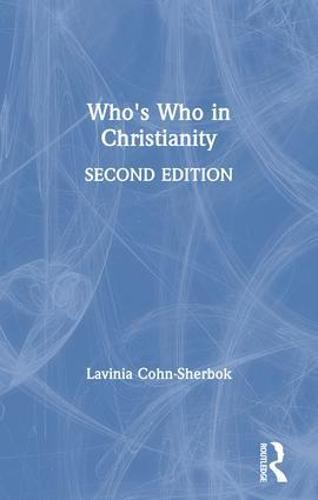 Who's Who in Christianity (Paperback)