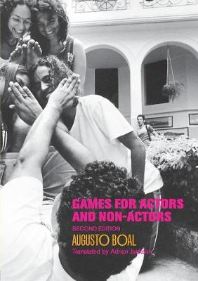 Games for Actors and Non-Actors (Paperback)