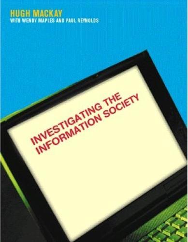 Investigating Information Society (Paperback)