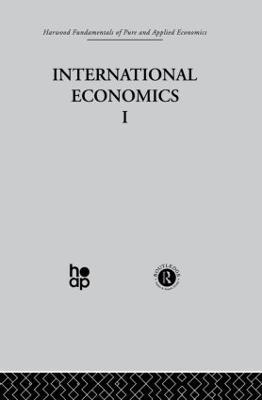 A: International Economics I (Hardback)