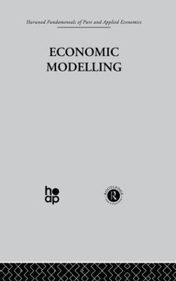 H: Economic Modelling (Hardback)