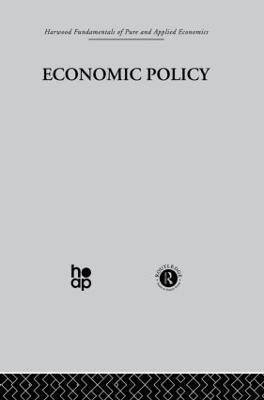 N: Economic Policy (Hardback)