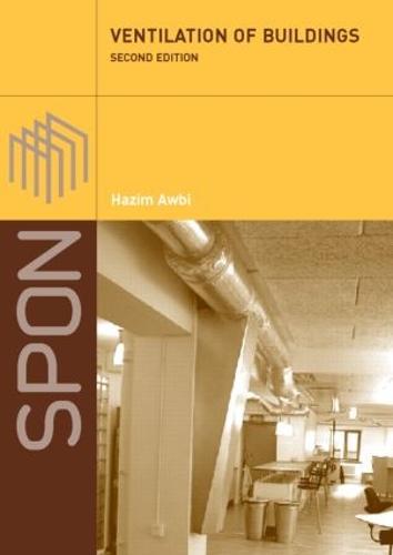 Ventilation of Buildings (Paperback)