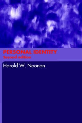 Personal Identity (Hardback)