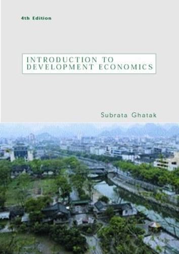 Introduction to Development Economics (Paperback)