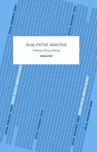 Qualitative Analysis (Paperback)