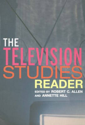 The Television Studies Reader (Paperback)