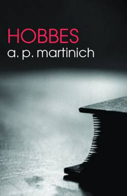 Hobbes - The Routledge Philosophers (Paperback)