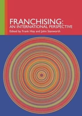 Franchising: An International Perspective (Paperback)