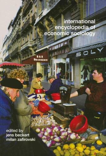 International Encyclopedia of Economic Sociology (Hardback)