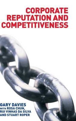 Corporate Reputation and Competitiveness (Hardback)