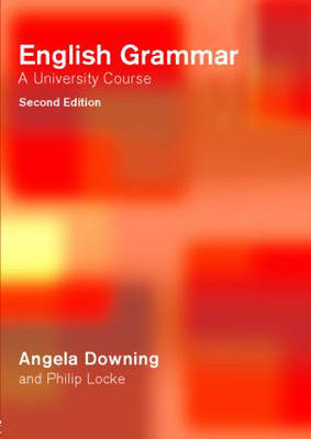 English Grammar: A University Course (Paperback)