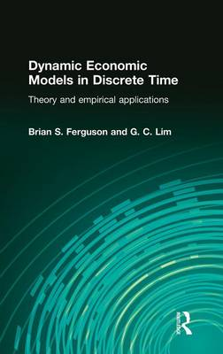 Dynamic Economic Models in Discrete Time: Theory and Empirical Applications (Hardback)