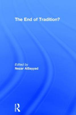 The End of Tradition? (Hardback)