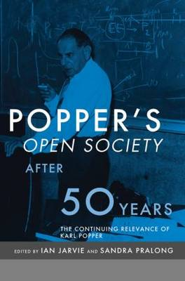 Popper's Open Society After Fifty Years (Paperback)