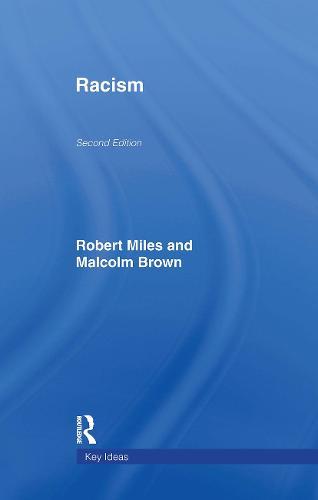 Racism - Key Ideas (Hardback)