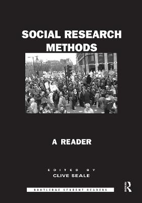 Social Research Methods: A Reader - Routledge Student Readers (Paperback)