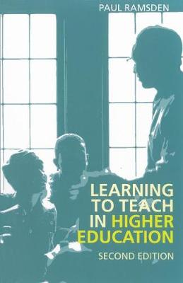 Learning to Teach in Higher Education (Paperback)