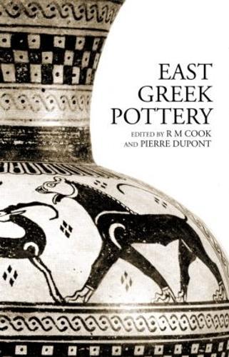 East Greek Pottery (Paperback)