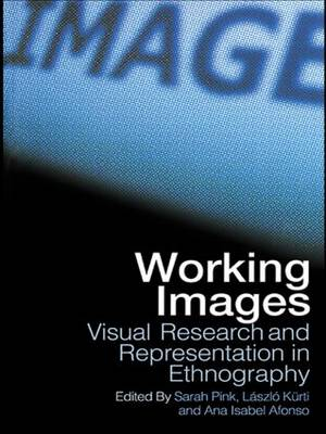 Working Images: Visual Research and Representation in Ethnography (Paperback)