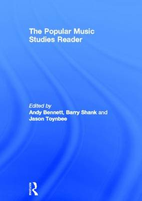The Popular Music Studies Reader (Hardback)