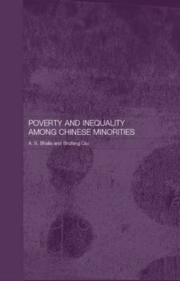 Poverty and Inequality among Chinese Minorities - Routledge Studies on the Chinese Economy (Hardback)