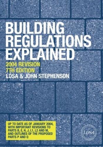 Building Regulations Explained (Hardback)