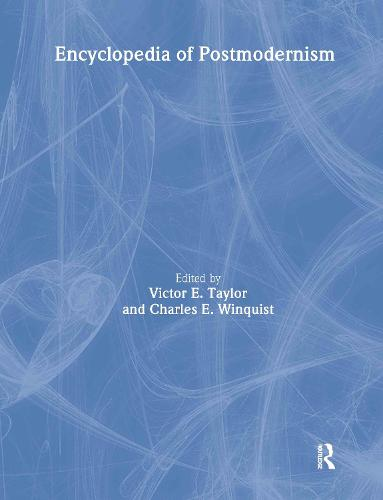 Encyclopedia of Postmodernism (Paperback)