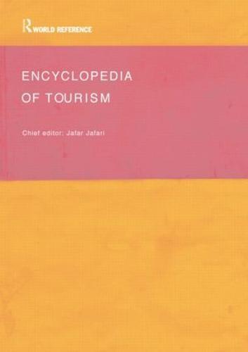 Encyclopedia of Tourism (Paperback)