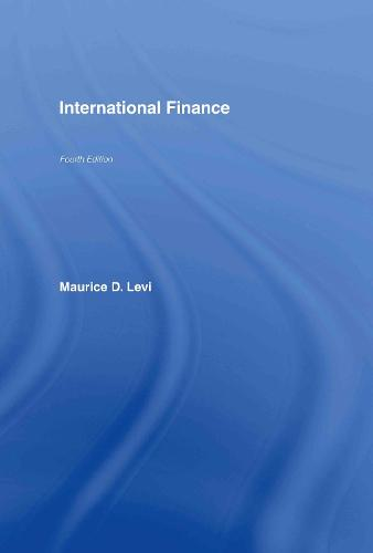 International Finance: Contemporary Issues (Hardback)