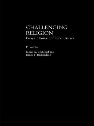 Challenging Religion (Hardback)