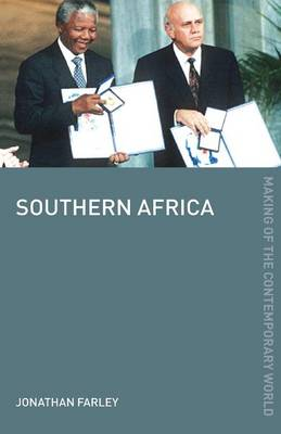 Southern Africa - The Making of the Contemporary World (Paperback)